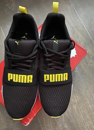 Кроссы мужские puma оригинал новые 27.5 пойдут и на 42