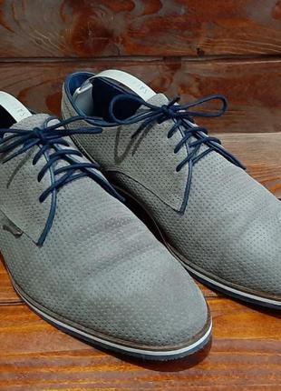 Кожаные туфли mcgregor 44