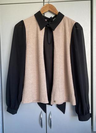 Дизайнерская блуза кофта rinascimento италия оригинал