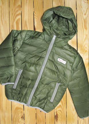 Куртка демисезонная осень для мальчика