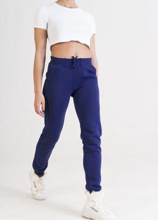 Женские спортивные штаны цвета электрик colo