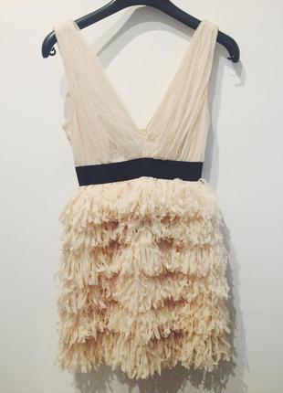 Вечернее эффектное платье h&m