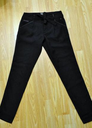 Чорні класичні штани dept