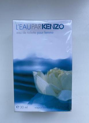 Kenzo парфюм духи