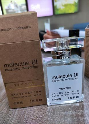 Парфюмированная вода  molecule 01