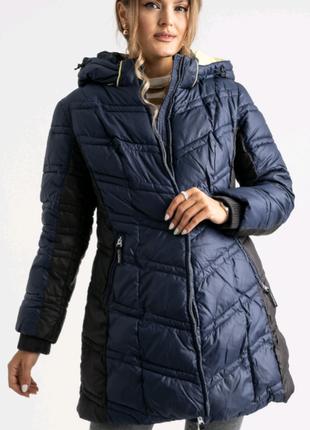 Куртка жіноча пуховик