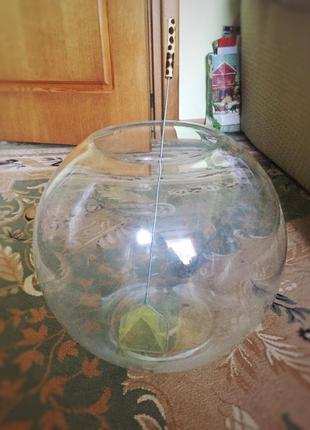 Аквариум террариум для растений 30 литров