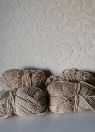 Набор ниток для вязания англия