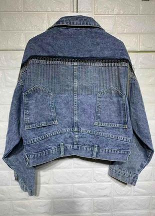 Красивая джинсовочка
