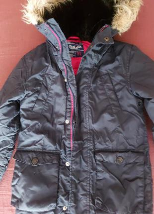 Куртка next. демисезон/зима.