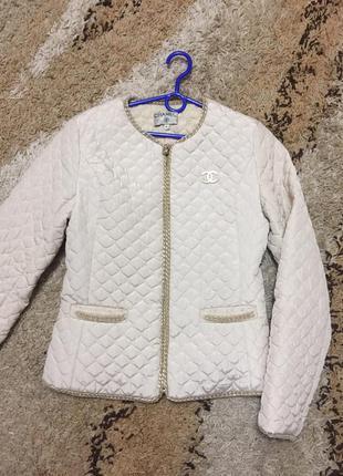 Супер курточка chanel
