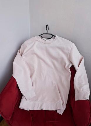 Толстовка пуловер на флисе