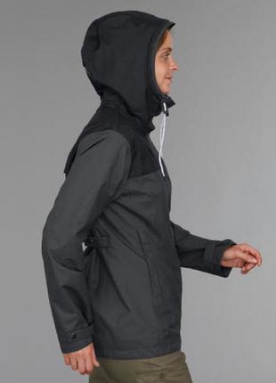 Куртка новая 3в1 decathlon forclaz travel100