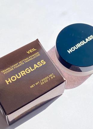 Пудра hourglass veil setting powder 1 гр