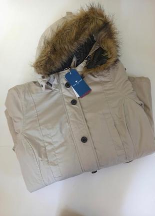 Жіноча куртка tom tailor оригінальна.брендовий одяг та взуття stock