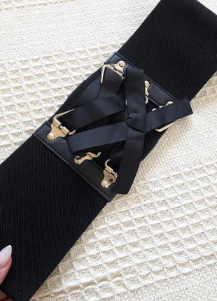 Пояс корсет нв резинке под свитер рубашку платье primark