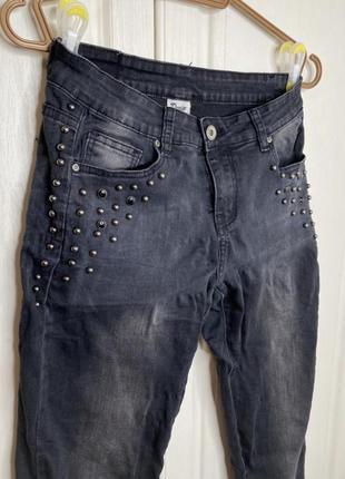 Интересные джинсы бренд denim