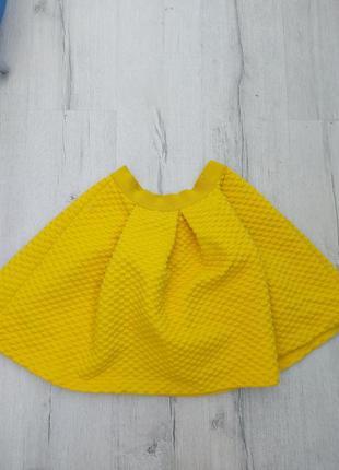 Стильная юбка бэби дол
