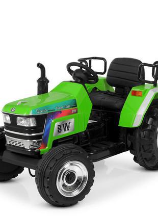 Детский электромобиль трактор m 4187blr-5  (1100268)
