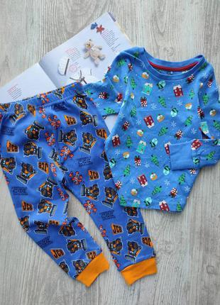 Комбинированная пижама