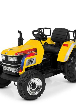 Детский электромобиль трактор m 4187blr-6 (1100269)