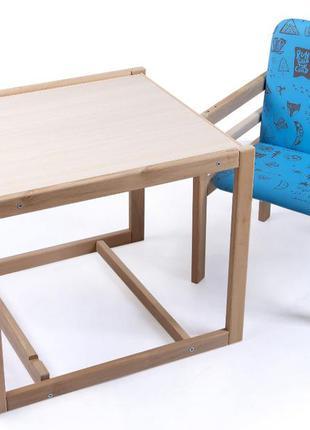 Комплект стол+стул для творчества