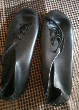 Джазовки,балетки для танцев 18,5 см по стельке. торг