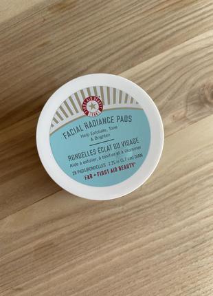 Fab radiance pads