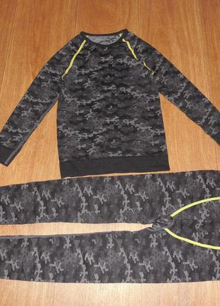 Термо костюм * crivit* мягкий и эластичный, 6-8 лет