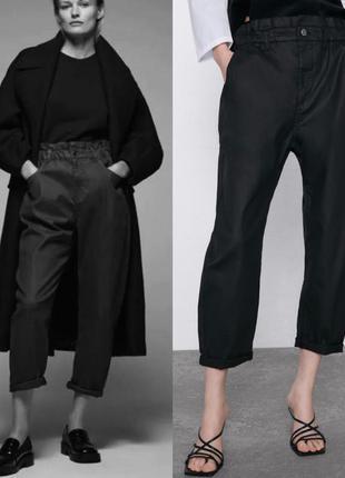 Новые джинсы baggy zara