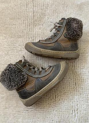 Классные ботинки 🥾