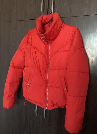 Женская осенняя куртка bershka