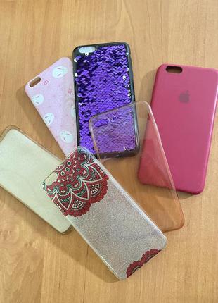 Чехлы на айфон 6+ 8+ 6 plus 8 plus плюс чехол чохол apple iphone