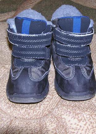 Сапоги зимние ботинки термо