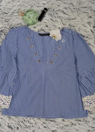 Блуза бренду zara