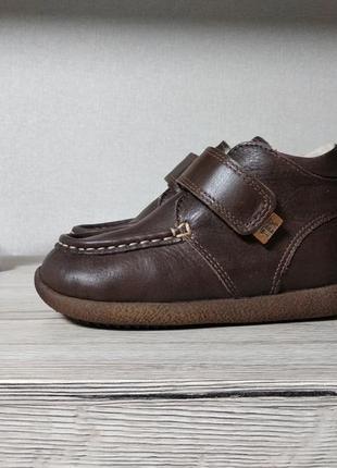 Bisgaard ботинки натуральная кожа clarks ecco