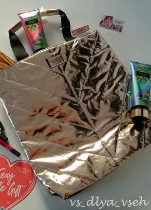 Яркая сумка оверсайз victoria's secret. оригинал. сша. victorias secret