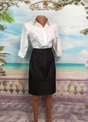 Подростковая школьная юбка