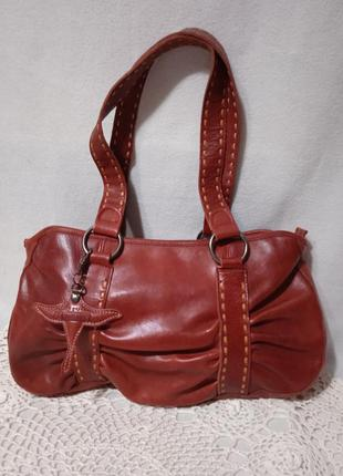 Кожаная сумка , испания