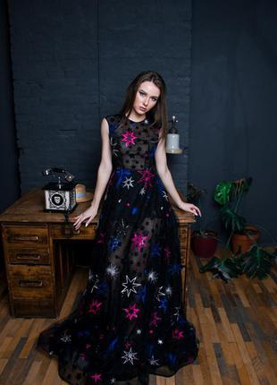 Сукня жіноча вечірня