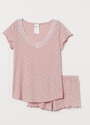 Пижамная футболка