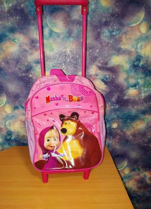 Чемодан рюкзак