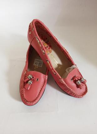 Балетки damart.брендове взуття stock