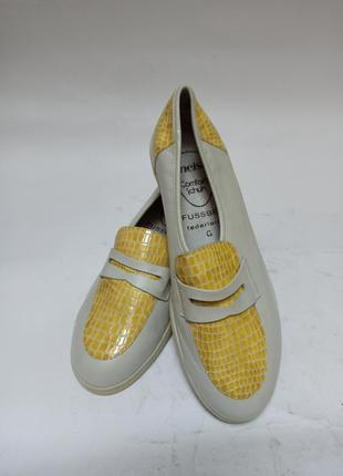 Meisi туфли на танкетке.брендове взуття stock