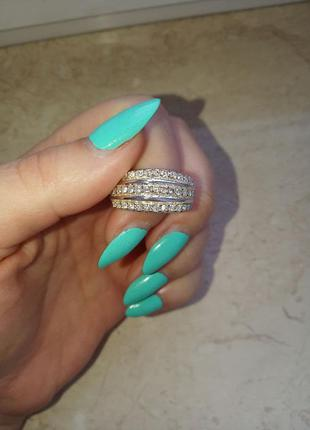 Кольцо женское avon