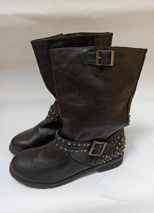 Buffalo girl полусапожки женские.брендовая обувь stock