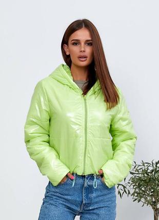 Куртка на силиконе