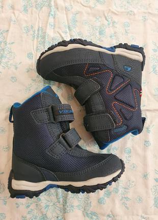 Ботинки снегоходы зимние от viking