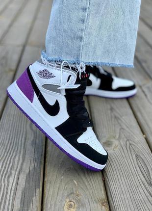 Nike air jordan high, женские кроссовки найк джордан