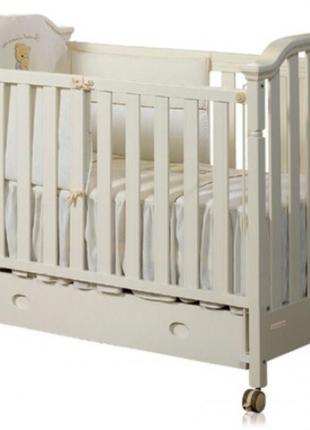 Детская кроватка micuna + матрасик